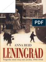 LENINGRAD. Tragedia unui oras sub asediu, 1941-1944
