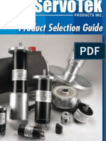 Servo-Tek Product Catalog Press Release
