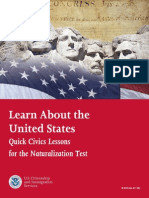 learn about the us civics