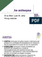 Antisepsa Dhe Asepsa