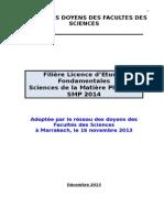 TC filières SMP et SMC 2014_ Réseau des FS