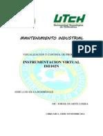 Historia de La Instrumentacion Virtual