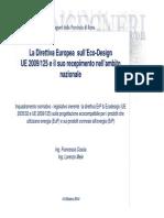 1 Seminario Ecodesign Coscia-Mele