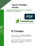Presentación ContenHouse