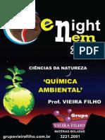 Ficha Aula 3 QUIMICA Enigth 2014