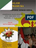 Dewan Kerja Pramuka