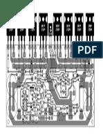 200w Mosfet Con Irfp250n - V 4.0 Pcb