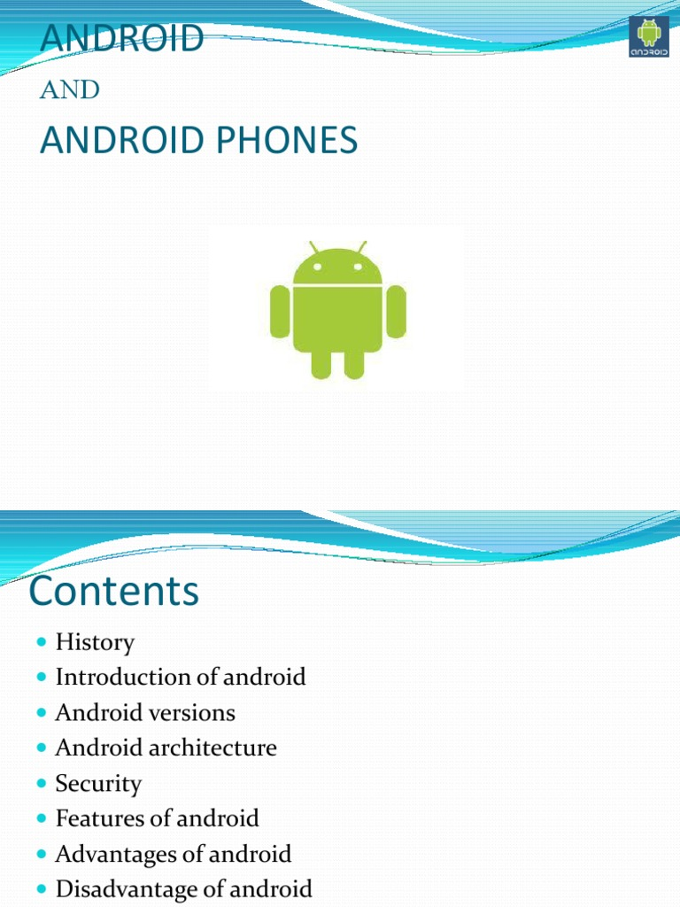 Android Workshop | Android (Operating System) | Application