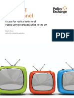 PSB - Changing Channel - Publication