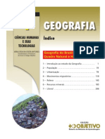 Indice Livro Geografia
