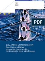 2012 Annual Economic Report Boosting Confidence