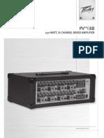 Peavey i8b Manual