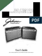 Jm 60120 Manual
