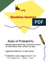 ap trihybrid  probabilites