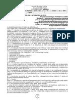 07.01.15 LC 1256- Estágio Probatório Diretor e GGE Para Suporte Pedagógico