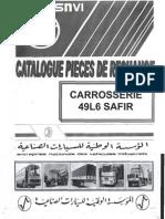 Carrosserie 49 l6 Safir