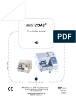 User Manual Mini Vidas