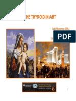 Thyroid in art