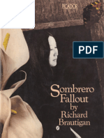 Sombrero Fallout - Richard Brautigan.epub