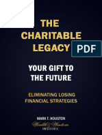 The Charitable Legacy - Your Gift to the Future