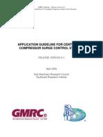 APPLICATION GUIDE LINE FOR CENTRIFUGAL COMPRESSOR SURGE CONTROL SYSTEMS.pdf