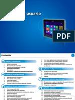 Samsung ATIV Tab 7 Manual