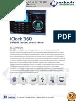 iclock360 brochure