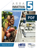 Estadisticas Laborales de Costa Rica 2013