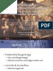 Int. Konfliktforschung II - Woche 01 - Einführung und Kursüberblick
