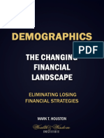 Demographics - The Changing Financial Landscape