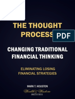 The Thought Process - Changing Traditional Thinking