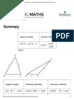 Everythingmaths.co.Za Grade 11 06 Trigonometry 06 Trigonometry 06