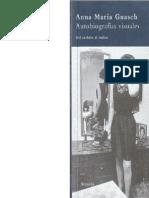 Autobiografias Visuales, del archivo al indice