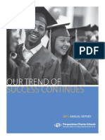 Perspectives Charter Schools Annual Report 2011