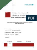 Tesis Maestría UNGS - Manuel Gonzalo