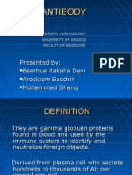 General Immunology University of Oradea Faculty Of