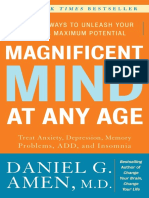 Magnificent Mind at Any Age by Daniel G. Amen, M.D. - Excerpt