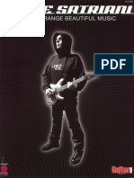 Joe Satriani - Strange Beautifull Music