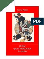 10 Dias Que Estremecieron Al Mundo - John Reed Copia