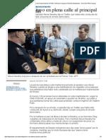 Policía Rusa Detuvo en Plena Calle Al Principal Opositor de Putin _ Noticias Uruguay y El Mundo Actualizadas - Diario EL PAIS Uruguay
