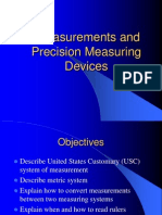 Mechanical Measurements and Measuring Devices 6-25-08