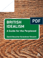Boucher - British Idealism, A Guide