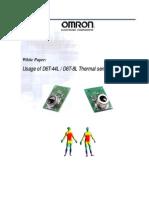 D6T 01 ThermalIRSensor Whitepaper