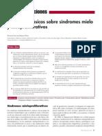 2014- Conceptos Básicos Sobre Síndromes Mielo y Linfopoliferativos