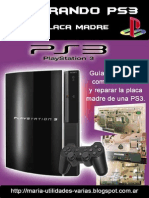 Reparación de PlayStation 3