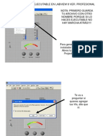 Como hacer un Instrumento Virtual ejecutable