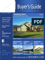 Coldwell Banker Olympia Real Estate Buyers Guide January 10th 2015