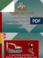 Tippens Fisica 7e Diapositivas 08a Trabajo