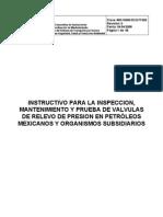 Instructivo Tecnico PSV de DCO CON FIRMAS