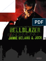 John Costantine Hellblazer - Pandemonio